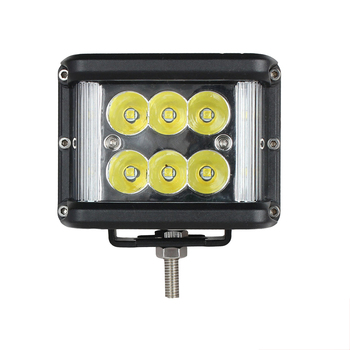 Super Bright Off Road Led 12v 24v 60w Driving Light for SUV Truck Car ATVs