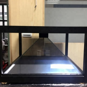 Large Holographic Display 3d Pyramid/360 Degree Hologram Display,New  Holographic Advertising In 2015 - Buy Holographic Display 3d  Pyramid,Hologram 3d