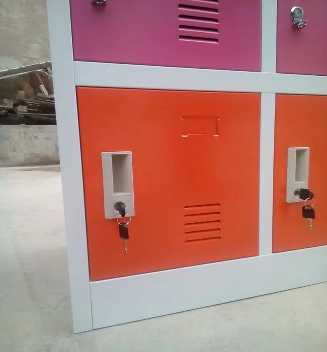 Not expensive furniture luoyang steel lockers 18 door shoe for 18 door locker