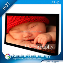 Chariot 55 Inch Lcd Media Player ,advertising screen for advertising,exhibition