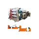 PVC plastic sheet calendering extrusion making machine line