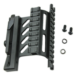 Tactical AK47/AK74/Saiga Side Plate Rail Side Mount Quick QD Style 20mm Detach Weaver rail Double Side AK