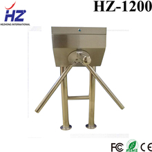 ESD door locking tripod turnstile system for esd security control HZ-1200