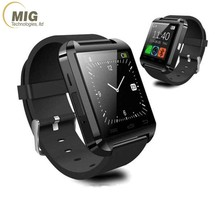 Smart Watch Bluetooth Wrist Wear Bluetooth Smart Wrist Watch for Android for Smartphones