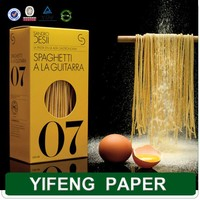 disposable paper noodle box , fast food box , pasta box