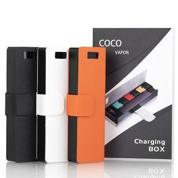 New product vape pen charger case for juul device and pods