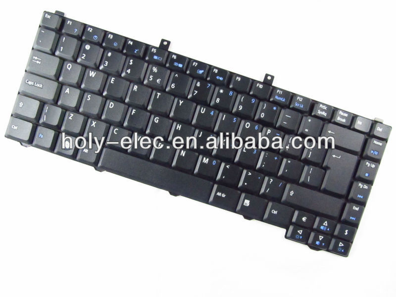 New Laptop Keyboard Acer Aspire 5050 5600 5560 5570 5570Z ZL6 Notebook US