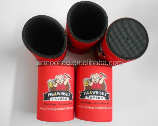 promotional neoprene slap wrap can cooler