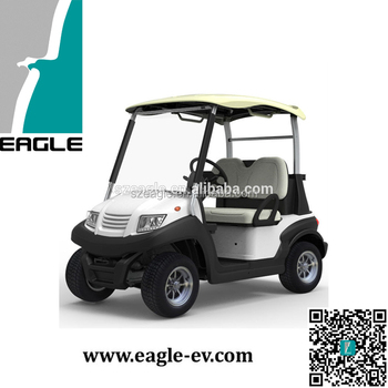 2 Seater Used Electric Club Golf Car,Aluminum Chassis Frame,Eg202ak ...