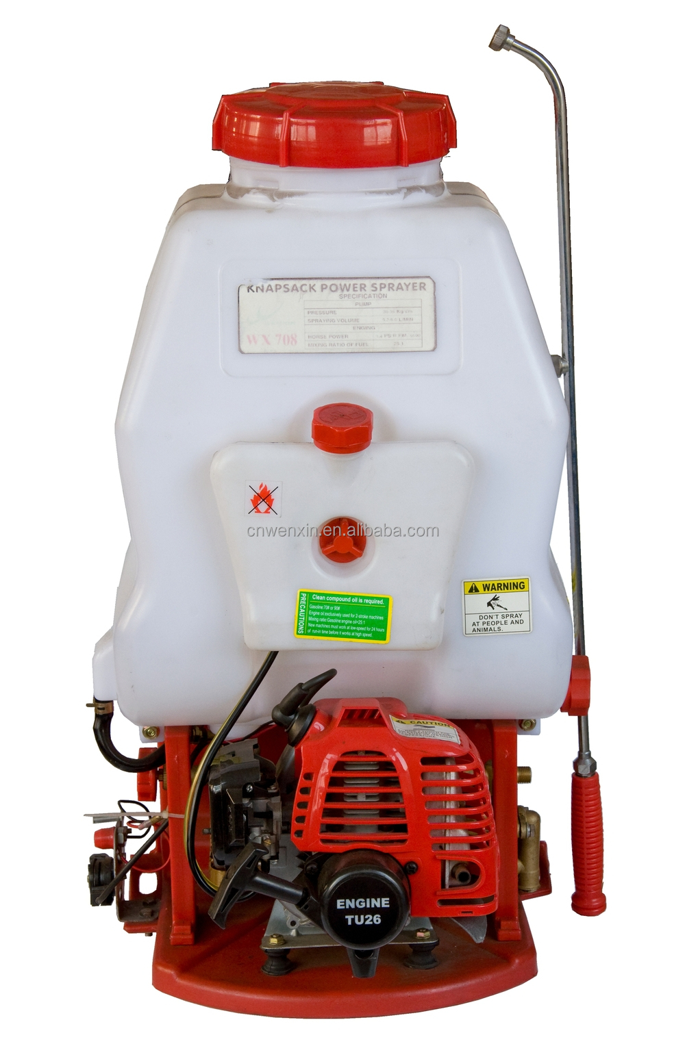 China Hot Sales Agriculture Equipment Knapsack Power Sprayer Spare ...