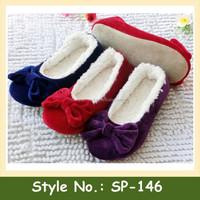 Crocheted Shark Slippers