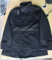 stock 2014 New Men's Jacket Coat Slim Clothes Winter Warm Overcoat Casual Outwear