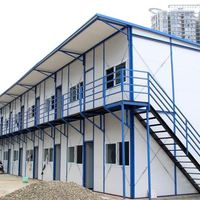 Shipping Container House Apartment 40ft House For Easy Assembly At Low Price
