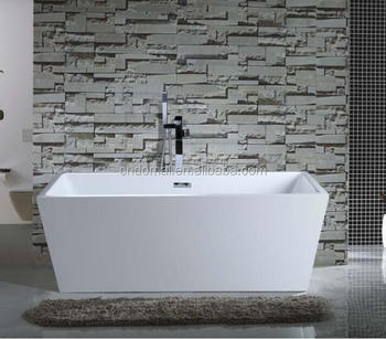 Free standing acrylic bath tub new style acrylic bathtub for Best acrylic bathtub to buy