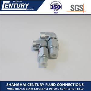 Hose Fitting 20Mpa High Pressure Elbow Hydraulic Rotary Joint