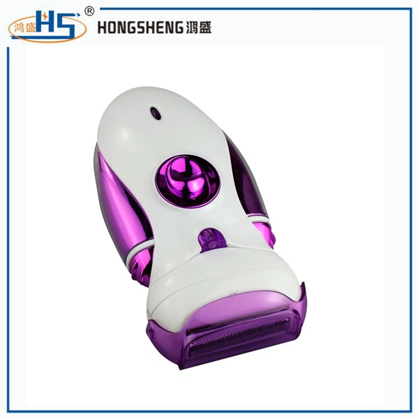 Rechargeable 4 in 1model female epilator/shaver professional lady epilator for bikini line