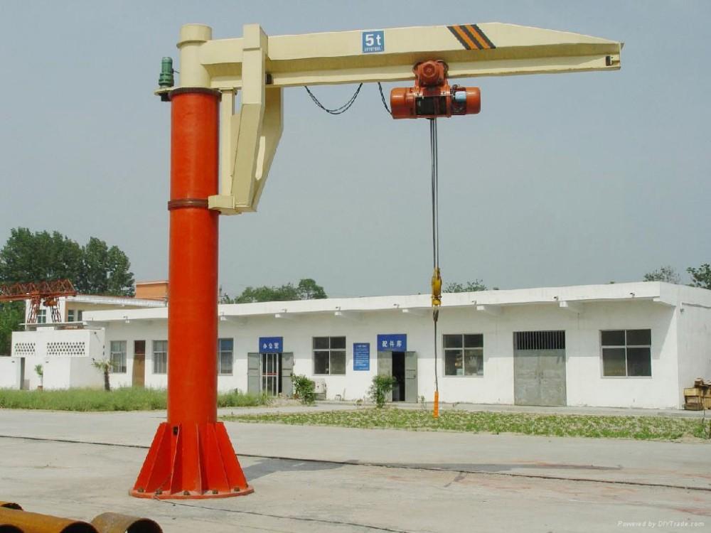 Factory Direct Sale Electric Hoist Jib Crane 5Ton
