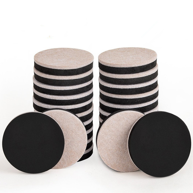 Furniture moving pad Furniture Felt Sliders For Hardwood Floors