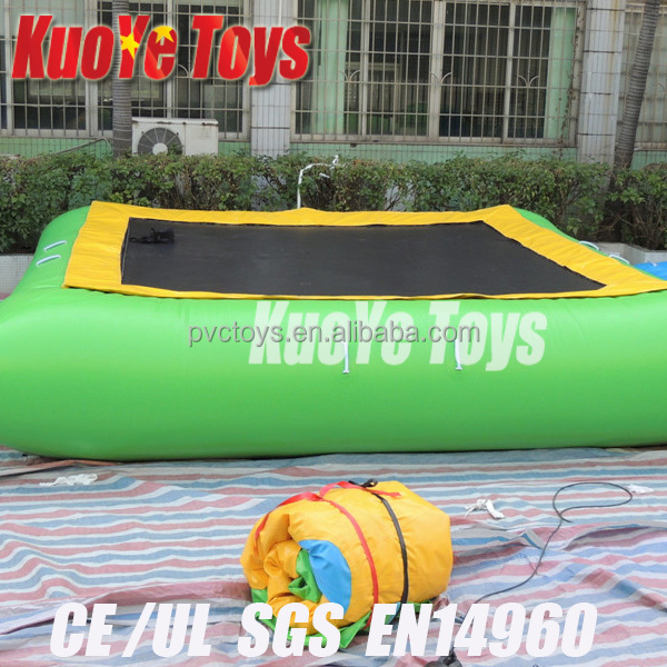 inflatable water games for ocean/sport water park/water equipment