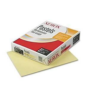 PAPER,XEROX,20#,LTR,YW