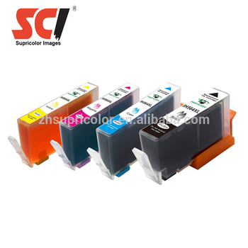 Supricolor 564XL refill ink cartridge compatible for hp Photosmart 5400/5510/5514