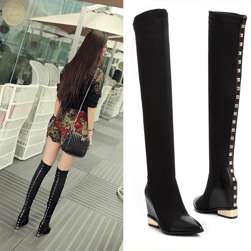 acb20f1d9 venta de botas altas de mujer en venezuela