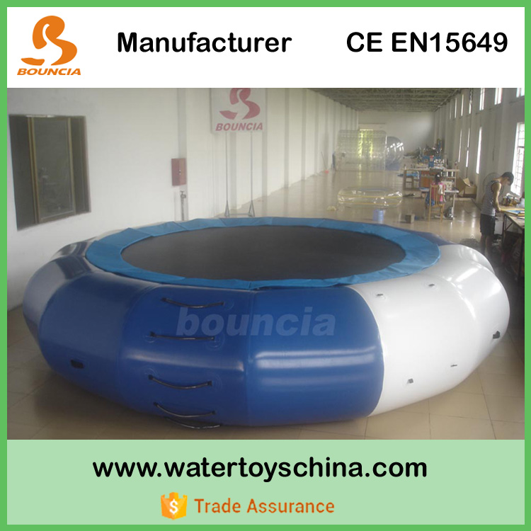 Bouncia Floating Water Trampoline For Adults