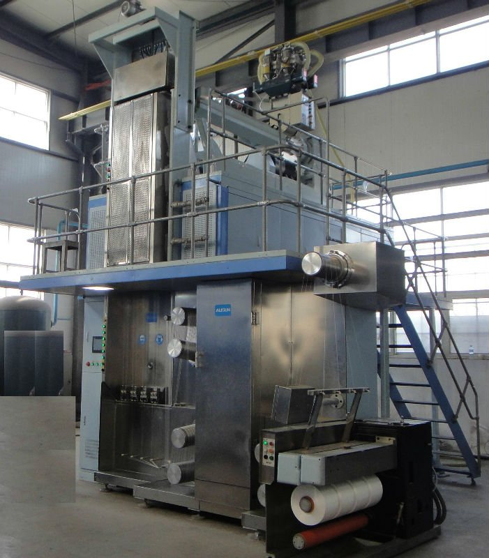 pp fdy multifilament spinning machine