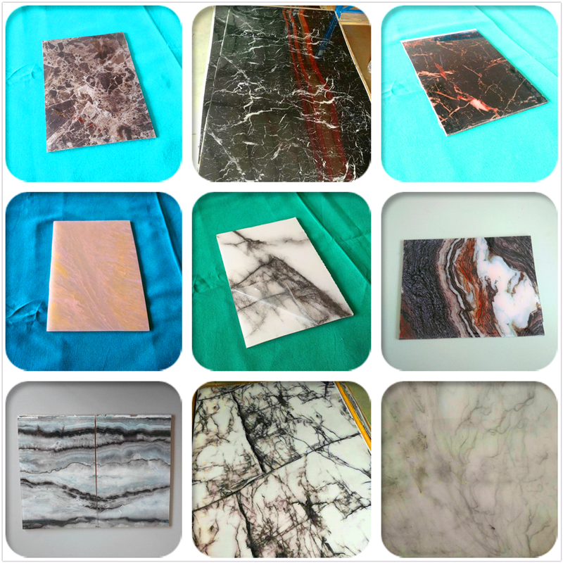 acrylic marble sheet for decoration