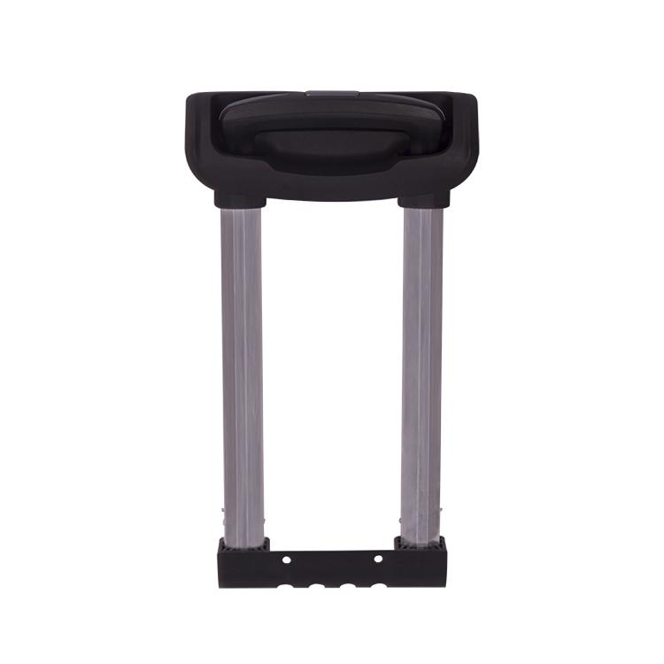 Delicate telescopic suitcase handle
