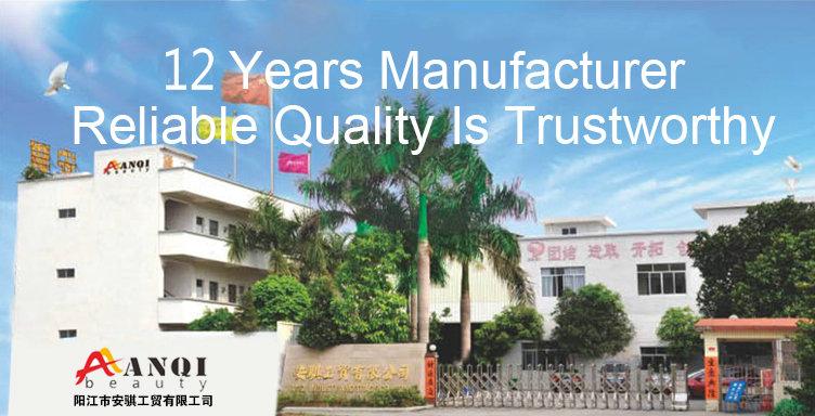 Çin Fabrika Plastik Pembe Renk Tek Taraflı Yumuşak Tırnak Fırçası