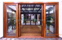 10 years warranty China supplier New Products security doors for homes,container homes doors and window