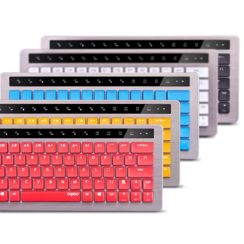 original genuine rapoo kx dual mode mechanical keyboard wired or wireless 5g keyboard. Black Bedroom Furniture Sets. Home Design Ideas