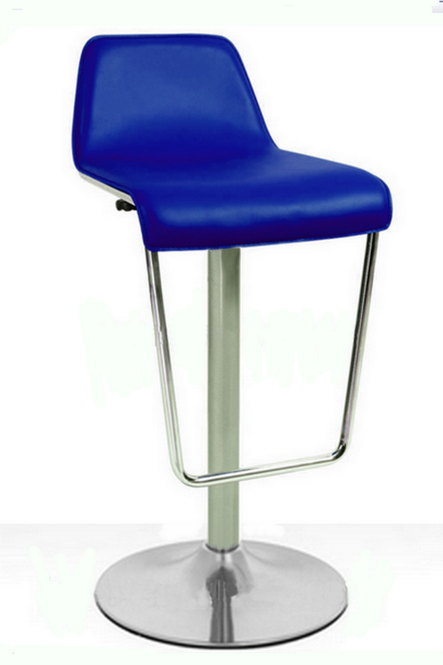 Hot Sale Low Back Cheap Used Restaurant Bar Stools With Cushion ...