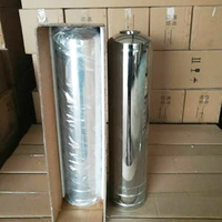 ion exchange vessel stainless steel water tank 1054 1035 for water treatment