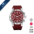 Japan movement chronograph men sports watch 5ATM water resistant