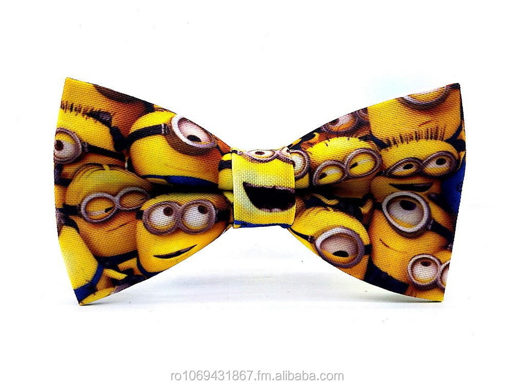 Minions Bow Tie