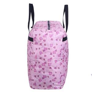 big capacity 56-75 L oxford cloth waterproof foldable travelling bag luggage manufactures(600g)