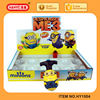 HY1504 Best selling Funny spinning top flashing spin toy with music and light
