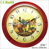 Promotional solid wood cuckoo clock wall clock french antique clocks