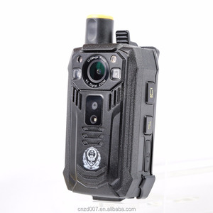 Body Wear Camera with GPS tracking and live streaming via 4G Wifi