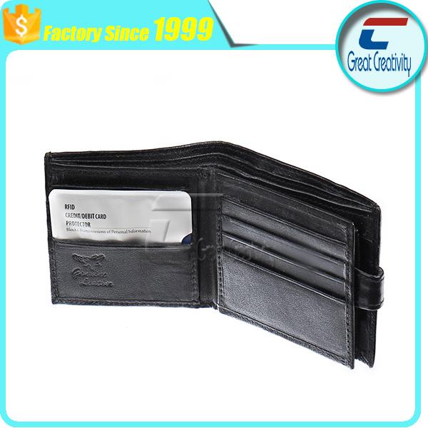 Passport Credit Card Id Anti Theft Rfid Blocking Sleeve Shield ...
