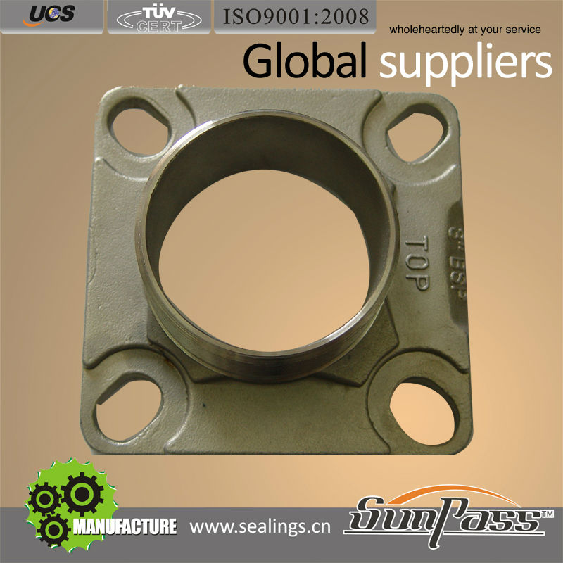 Excellent Square Stainless Steel Flange