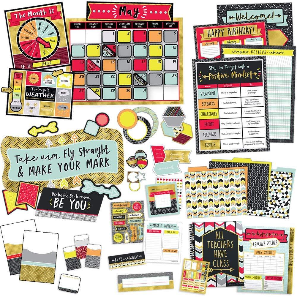 Aim High Classroom Environment Décor All In One Kit