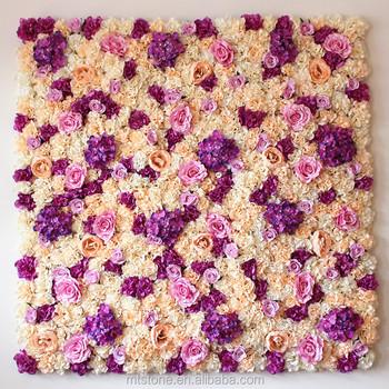 De Haute Qualite L016252 Faux Soie Rose Fleurs Artificielles Couleurs Mur Décoration Florale