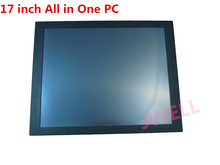 17 inch lcd touchscreen monitor with built in computer all in one pc