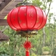 antern Classic Round Silk Lanterns for Festival Decoration/chinese tradition red lantern