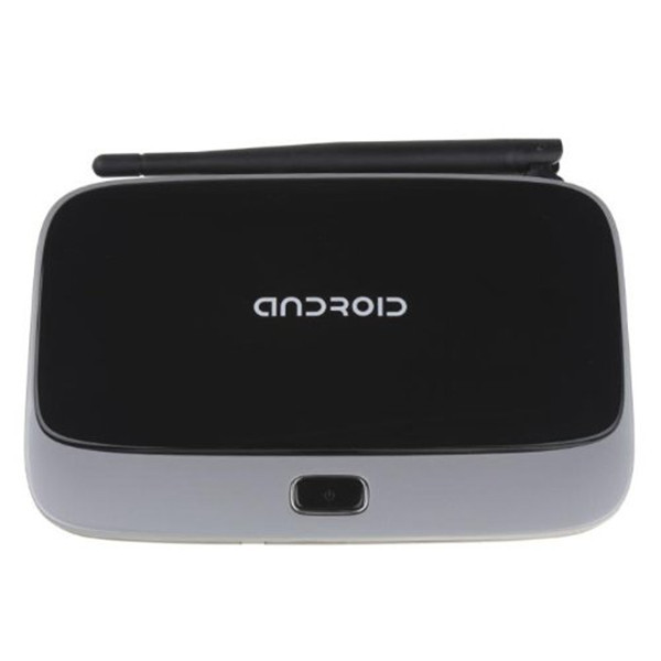 Hot wholesale RK3188 smart Android 4.4 cs918 tv box, quad core,ram 2G,rom flash 8G iptv KD player google installed,best price.