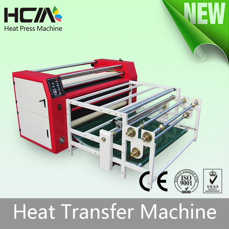 multi function large format sublimation roll heat press for lamination