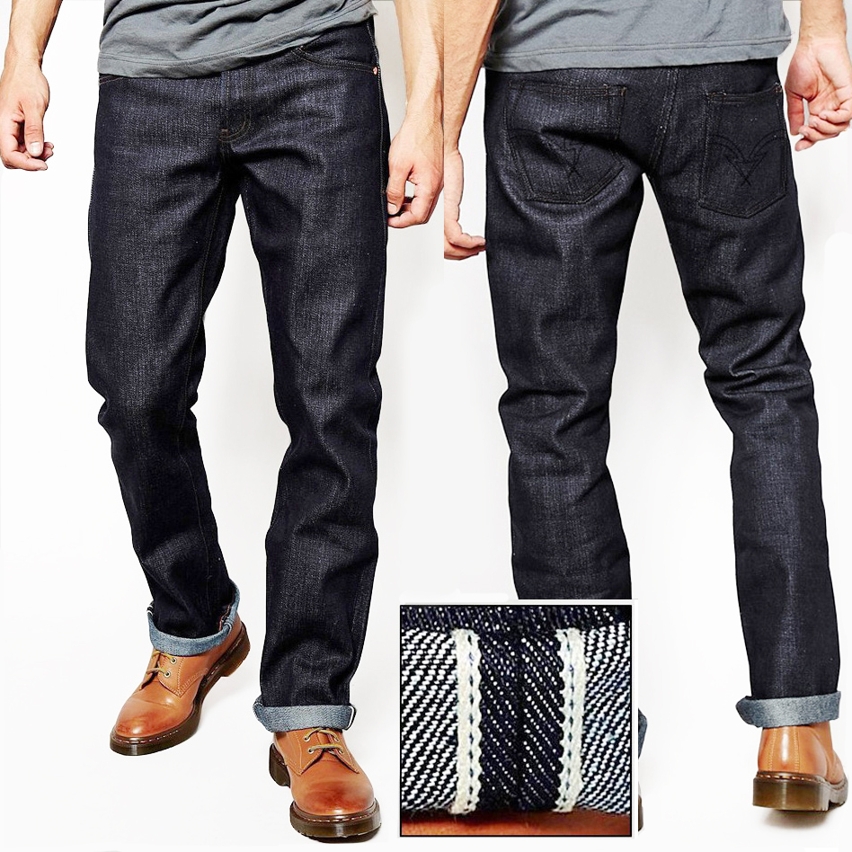 Selvedge Denim Jeans VS Raw Denim Jeans Many get raw denim and selvedge denim confused with each other but there is a big difference. Raw denim refers to the wash, where selvedge denim .